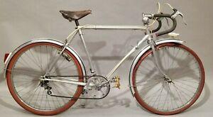 Desmonts French Randonneur Bicycle Duralumin 1960's ?  650B Simplex Ideale