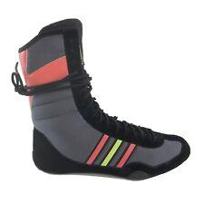 Adidas Botas Zapatos Hi Tops De Boxeo Lucha Libre Art 042674 2003 tamaño EU40 UK6.5 US8