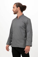 Chef Works Mens Lansing Chef Coat (Bcmc010)