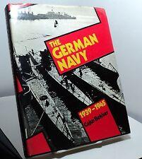 The German Navy 1939-1945 by Cajus Bekker