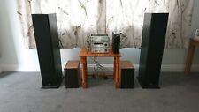 Monitor Audio Silver S8 Floorstanding Speakers black oak