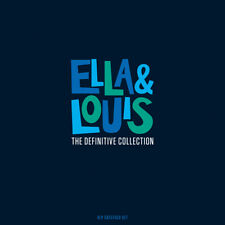 Ella Fitzgerald & Louis Armstrong DEFINITIVE COLLECTION 3 Album NEW VINYL 4 LP