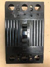 Ge Tqd Tqd32225 3 Pole 240v 225 Amp New Style Circuit Breaker Flaw 07