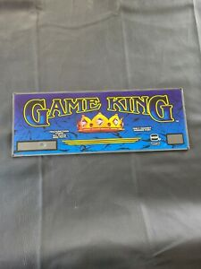 Igt Game King 17in Blue Top Glass