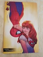 Love Romances Kevin Dauterman Variant Cover Marvel Comics NM+ 80s anniv. KEY
