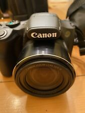 Canon PowerShot SX530 HS Digital Camera  Optical Zoom Lens Full HD Video