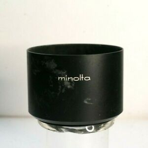 Minolta Lens Hood for Minolta 100mm f2.5 MC Rokkor Lens