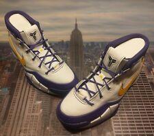 Nike Kobe 1 Protro White/Del Sol Final Seconds Closeout Size 12 AQ2728 101 New