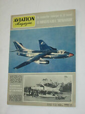 AVIATION MAGAZINE N° 225 1957 DOUGLAS A3D-1 SKYWARRIOR 12° AIR FORCE