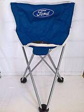 ~ Ford LOGO FOLDING CHAIR SEAT MOTOR RACING Camping Falcon XR8 GT FPV
