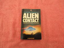 alien contact jenny randles close encounters  coronet  1983 p/b