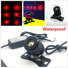 8V-36V Six-in-one Car Motorcycle Decorative Light for Rear-end Laser Fog Lamp