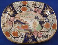 Antique 19thC English Porcelain Tea Service Set Coalport Machin Minton Spode
