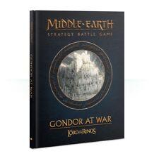 Middle Earth Gondor at War (inglés) Games Workshop Herr el anillos hobbit HDR