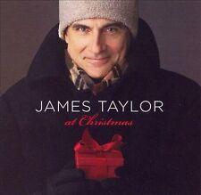 James Taylor at Christmas James Taylor MUSIC CD