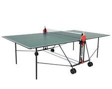 Indoor Tischtennisplatte Hobbyline Grün Sponeta S 1-42i mit Netzgarnitur