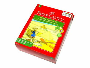Faber Castell Colour Markers Creative Craft & Connector Pens Desert 155085 PB469