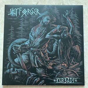 SKYFORGER Kurbads GATEFOLD LP BLACK VINYL