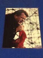 Meatloaf Signed 11x14 Signed Color Photograph w/ Beckett COA