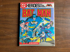 DC Heroes Role Playing Reference Batman 1985 Sealed
