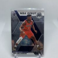 2019-20 Panini Mosaic Zion Williamson New Orleans Pelicans NBA Debut Rookie #269