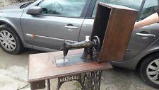 ancienne machine à coudre singer objet de décoration manque la courroie