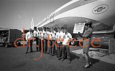 1968 George Foreman GOLDEN GLOVES - 120mm Boxing Negative