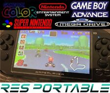 RES 5 inch 32 Bit Handheld Retro Gaming Console X9 Built-in 5500 Retro Games Mp5