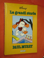 WALT DISNEY-LE GRANDI STORIE-N°16-DI:PAUL MURRY-COPIA LIMITATA N°796-COMIC ART
