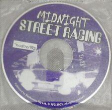 PC CD. Midnight Street Racing