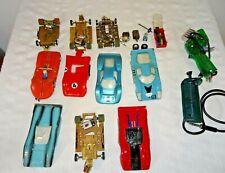 Vintage (1960-70s) 1/32 Scale SLOT CARS & PARTS LOT