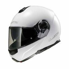Casco, Helmet, Modular LS2 FF325 Strobe Blanco T.M