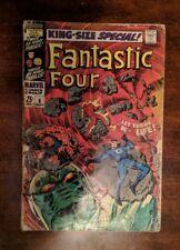 Fantastic Four Annual #6 1968 Marvel KEY 1st Annihilus & Franklin Richards
