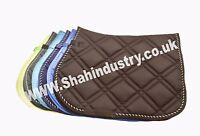 *NEW* ALL PURPOSE/GENERAL HIGH QUALITY SADDLE PAD  cob full pony