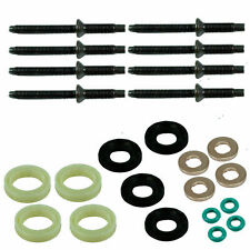 Ford Fiesta Focus C-Max Fusion 1.6 TDCi Fuel Injector Seal Washer O-Ring Kit