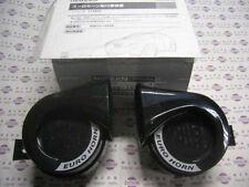 DATSUN Universal Euro Horn Kit Genuine (For NISSAN 510 1000 1200 240Z S110 F15)