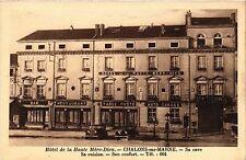 CPA Chalons sur Marne Hotel de la Haute Mére-Dieu (491347)