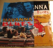 HAVANNA BLUES - 2 Poster Plakate - Habana Blues - Benito Zambrano