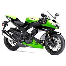 Welly Kawasaki ZX-10R Ninja 2009 1:18 Scale Model Motorcycle High Quality NEW