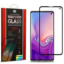For Samsung Galaxy S10E Premium Shockproof Tempered Glass Screen Protector Guard