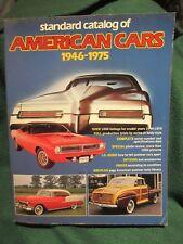 Standard Catalog of American Cars, 1946-1975 by John Gunnell & D. Schrimpf. 1987