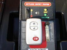 TOYOTA 4RUNNER 2012-16 smart key keyless entry remote fob transmitter HYQ14ACX.
