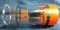 """Vintage TEQUILA ROSE  ~3 3/4"""" ~ Double SHOT ~GLASS ~Thick Bottom ~Collectable"""