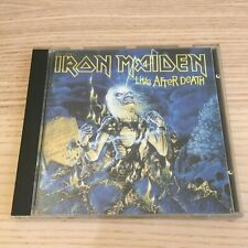 Iron Maiden _ Live After Death _ CD Album _ Emi made in Holland - prima stampa