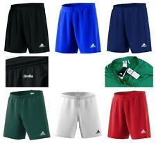 Adidas Para Hombre Cortos Deportivos De Entrenamiento Fútbol Gimnasio Parma 16 que ejecutan Cortos Tamaño