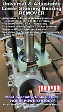 Universal Adjustable Lower Bearing Remover Puller Tool @ Triple Tree Motorcycle