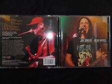 CD JIM SUHLER & ALAN HAYNES / LIVE AT THE BLUE CAT BLUES CLUB / RARE /