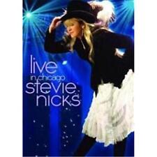 STEVIE NICKS LIVE IN CHICAGO DVD ALL REGIONS NTSC 5.1 NEW