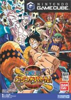 USED Nintendo Gamecube ONEPIECE Grand Battle 3 04523 JAPAN IMPORT