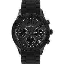 Lässige Jacques Lemans Armbanduhren